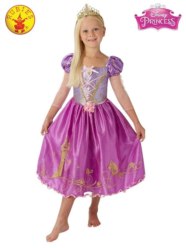 Rapunzel Storyteller Costume, Child