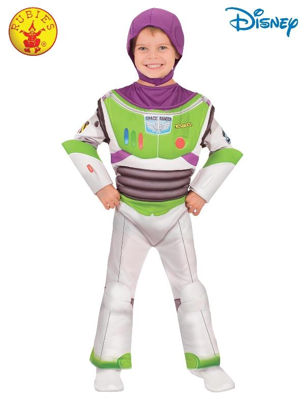 Buzz Toy Story 4 Deluxe Costume, Child