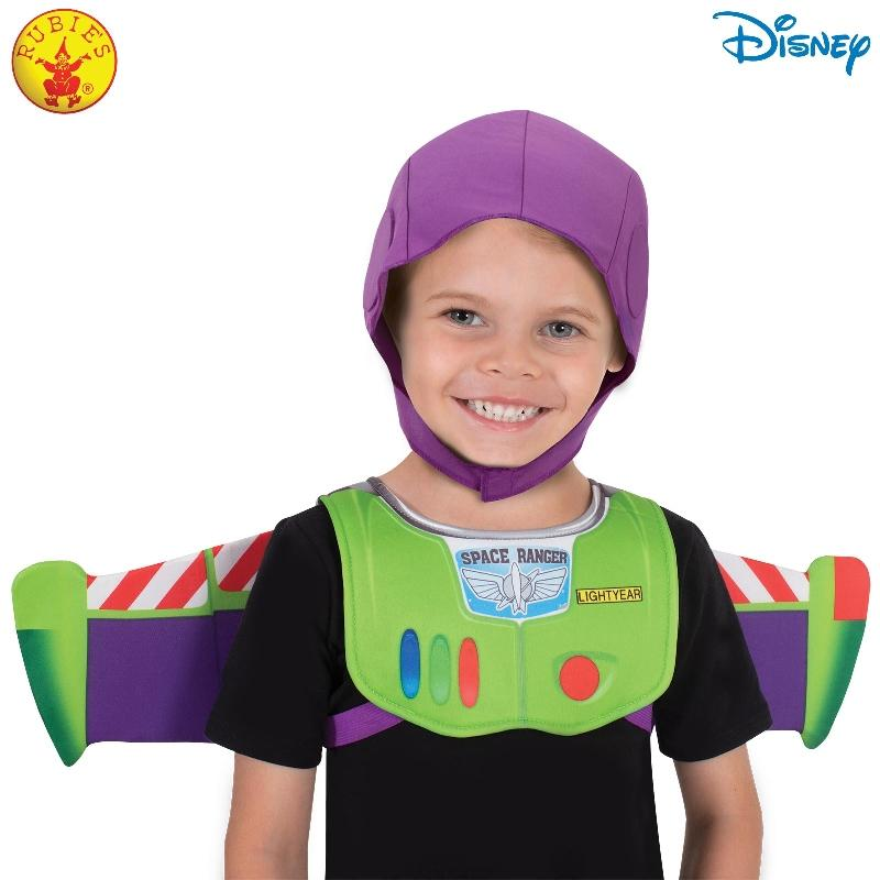 Buzz Toy Story 4 Wings And Snood Set, Child