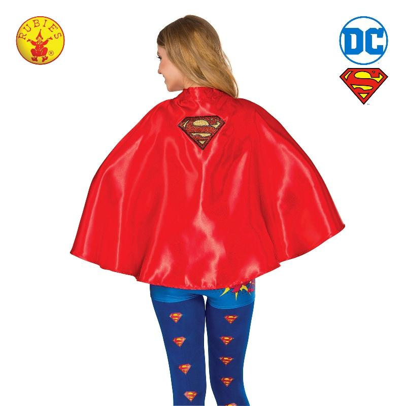 Supergirl Cape - Adult