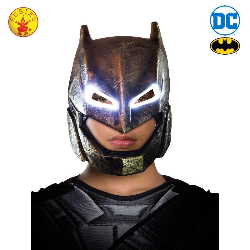 Batman Light Up Armoured Mask - Child