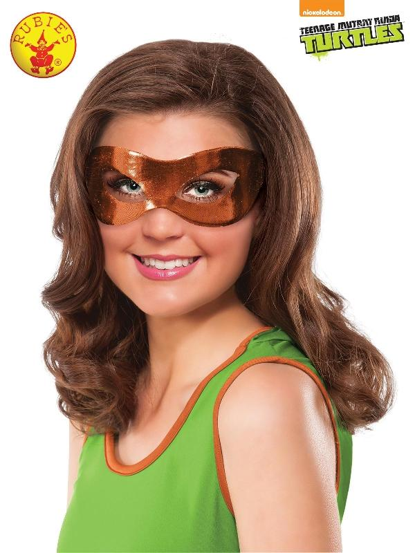 Tmnt Michelangelo Eye Mask - Child