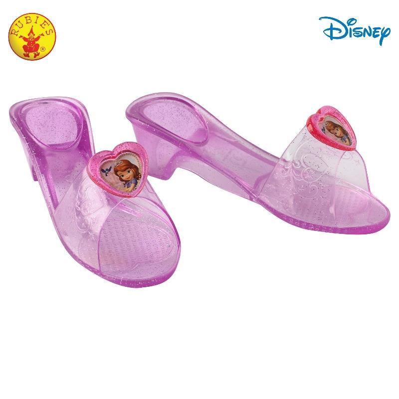 Sofia The First Jelly Shoes - Child