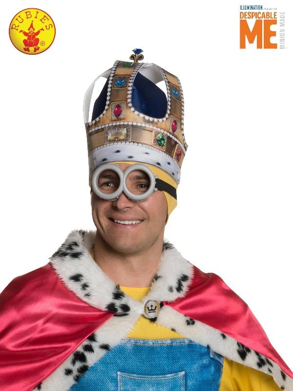 Minion King Crown - Adult