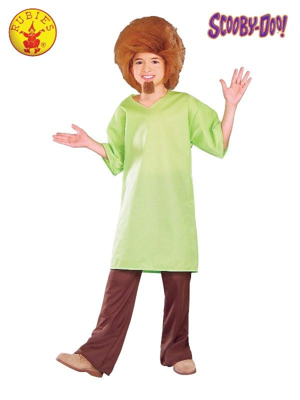 Shaggy Deluxe Costume, Child