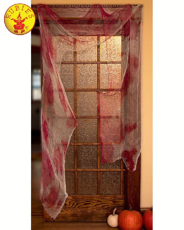 Bloody Gauze Drape Curtain