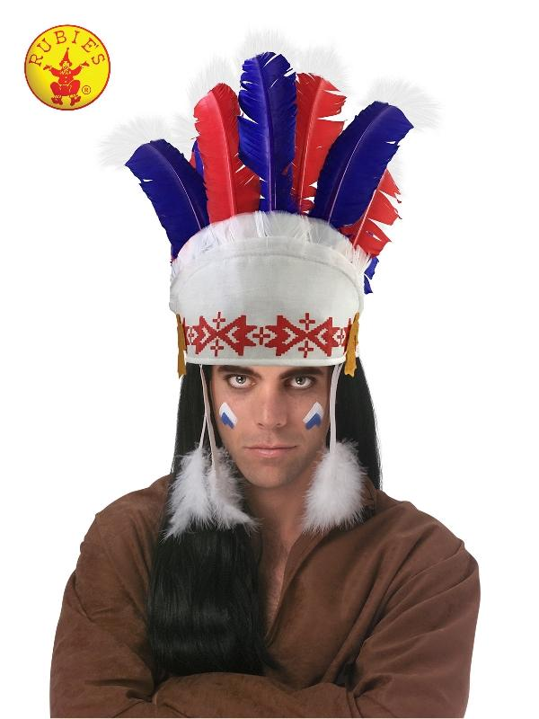 Native American Head -Dress - Adult