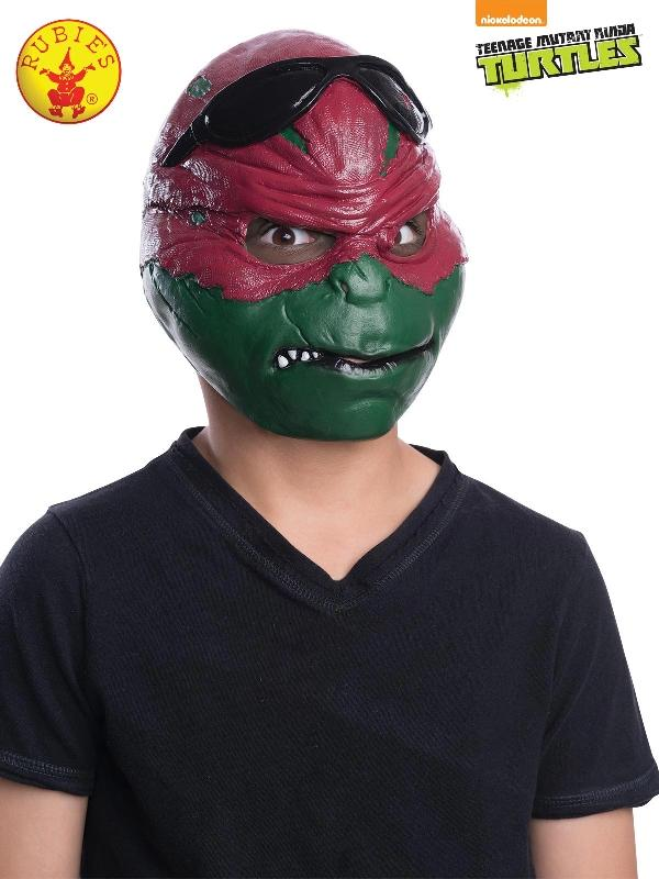 Tmnt Raphael 3/4 Mask - Child