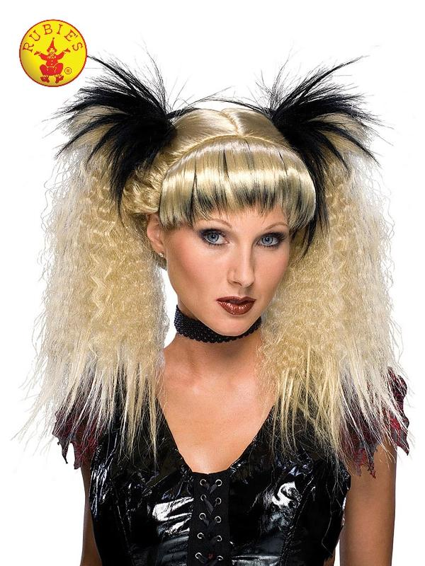 Futuristic Witch Wig - Adult