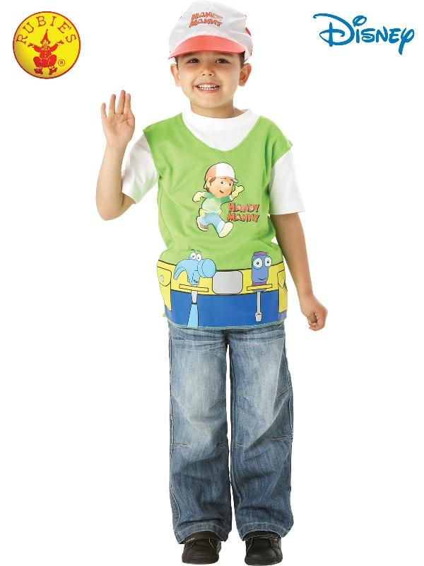 Handy Manny Blister Set, Child
