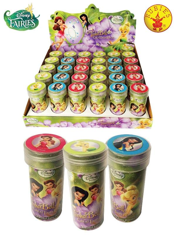 Fairy Jewellery Cylinder Sets  - Srt Of 36 Units