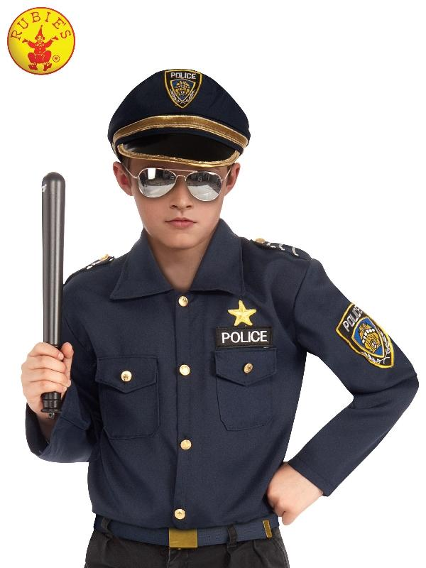 Police Officer Accessory Kit, Child