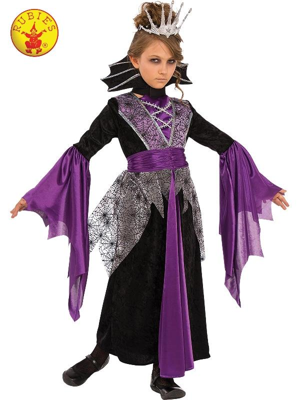 Queen Vampire Costume, Child