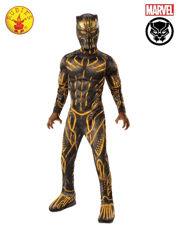 Eric Killmonger Battle Deluxe Costume, Child