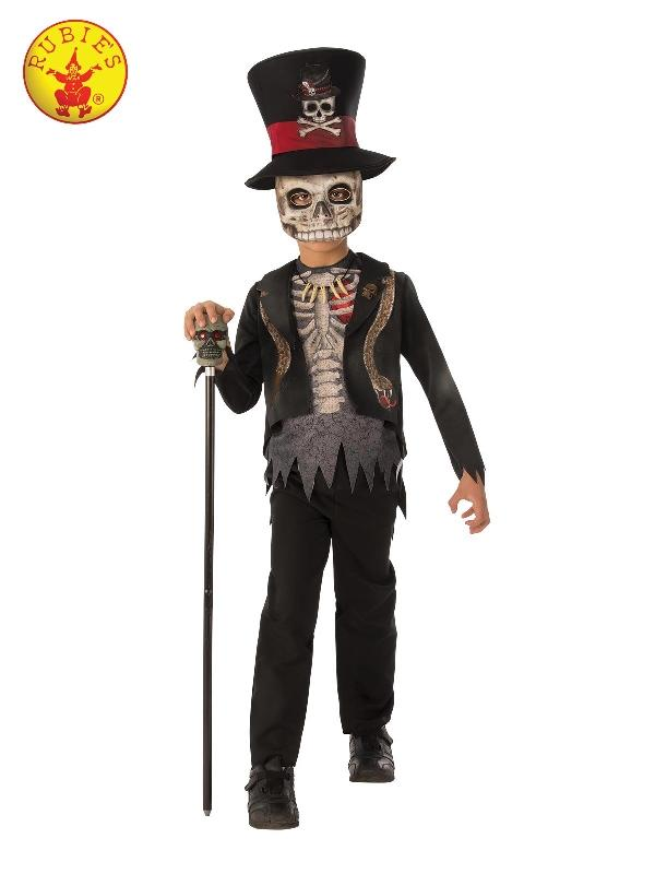 Voodoo Boy Costume, Child