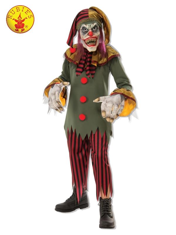 Crazy Clown Costume, Child