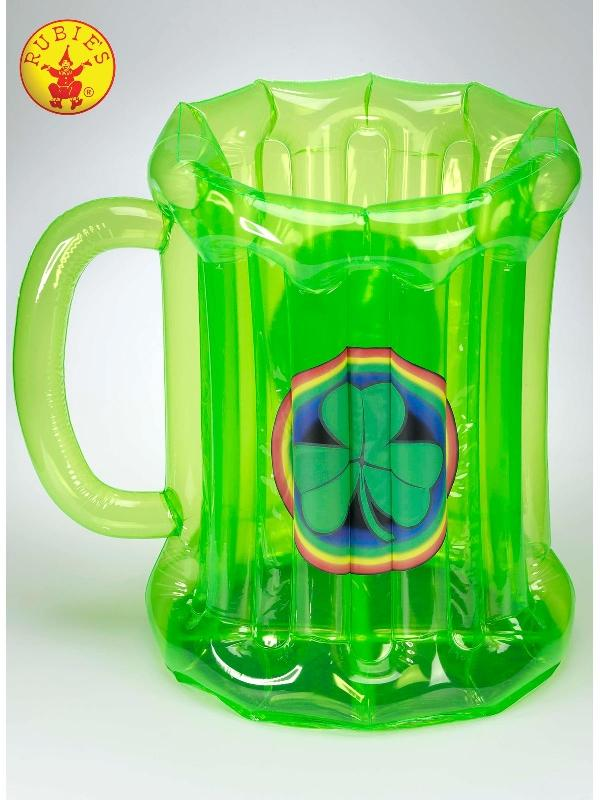 St. Patricks Day Inflatable Cooler