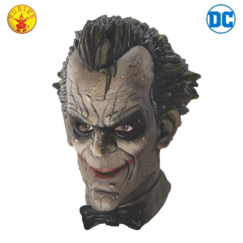 The Joker Mask Deluxe - Adult