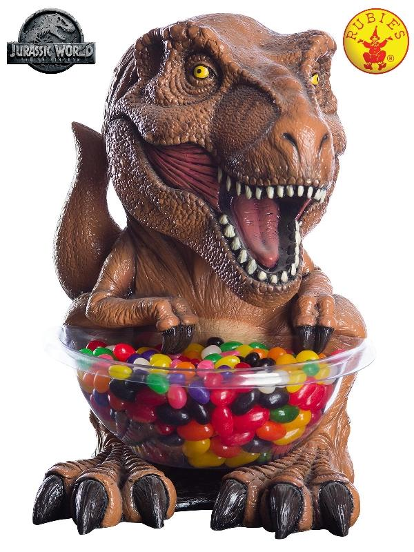 Tyrannosaurus Mini Candy Bowl Holder