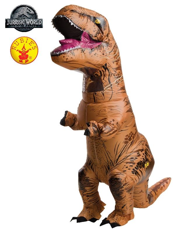 T-Rex Inflatable Costume, Teens