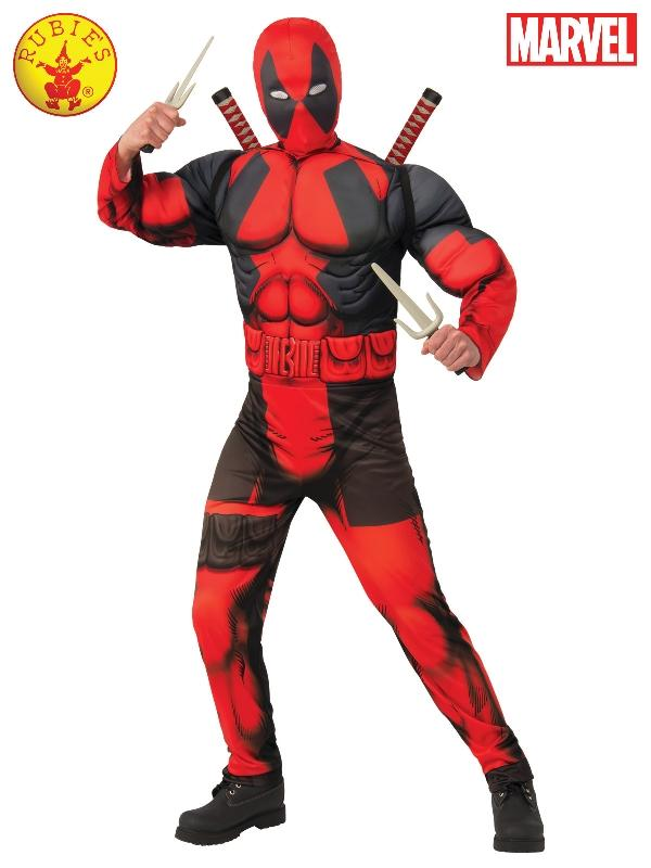 Deadpool Costume, Teen