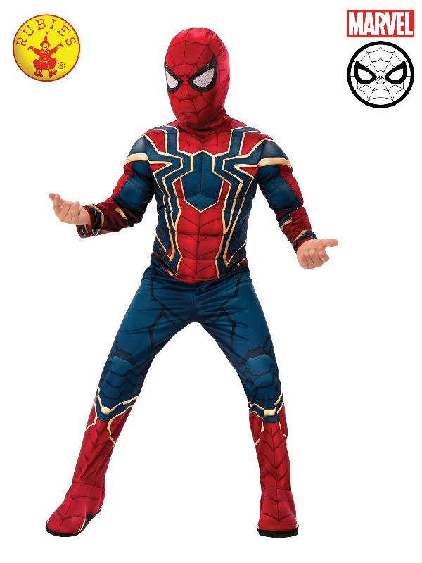 Iron Spider Deluxe Costume, Child