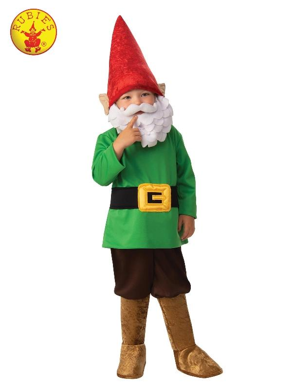 Garden Gnome Boy Costume, Child