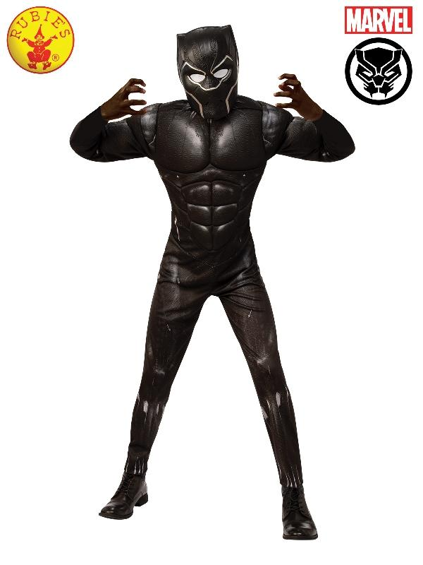 Black Panther Deluxe Teen Costume, Child