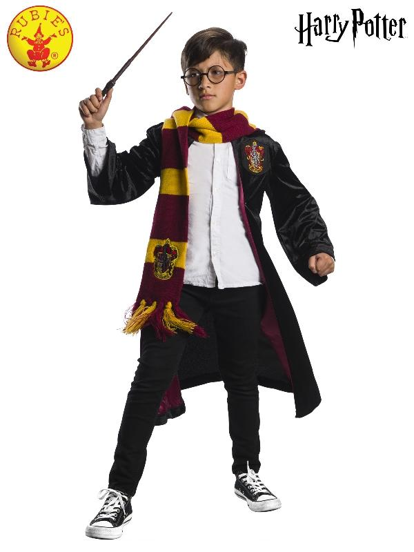 Harry Potter Deluxe Robe With Accessories, Child