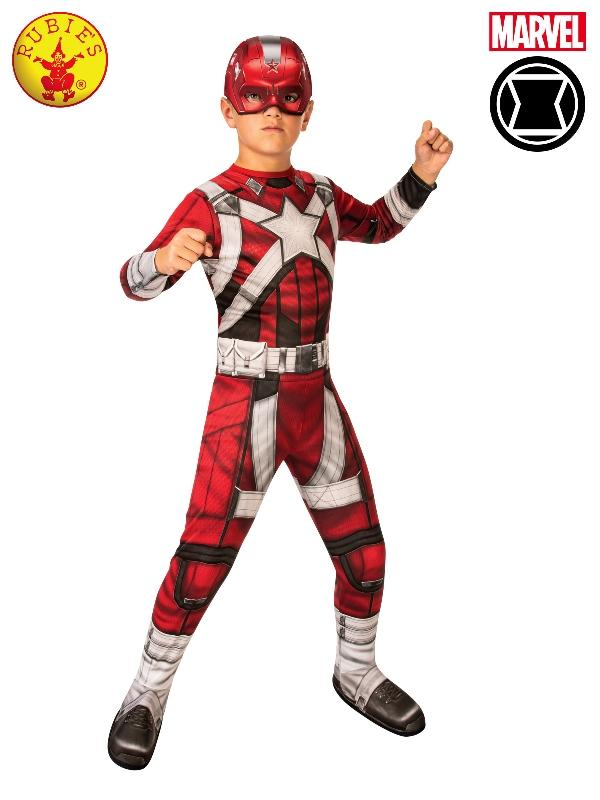 Red Guardian Deluxe Costume, Child