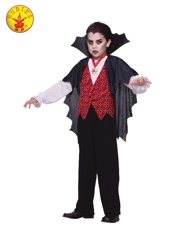 Vampire Classic Costume, Child