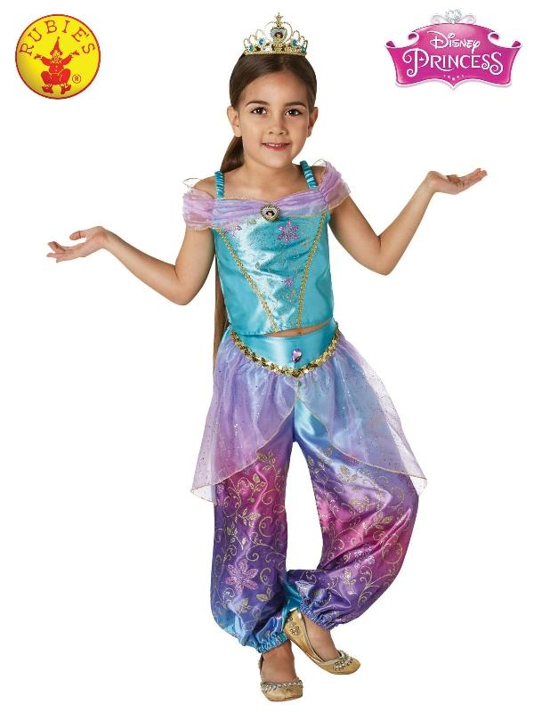 Jasmine Rainbow Deluxe Costume, Child