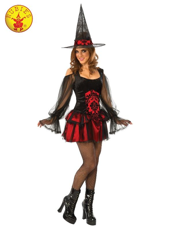Temptress Witch Deluxe Costume, Adult