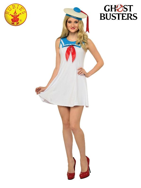 Stay Puft Flair Dress - Size S