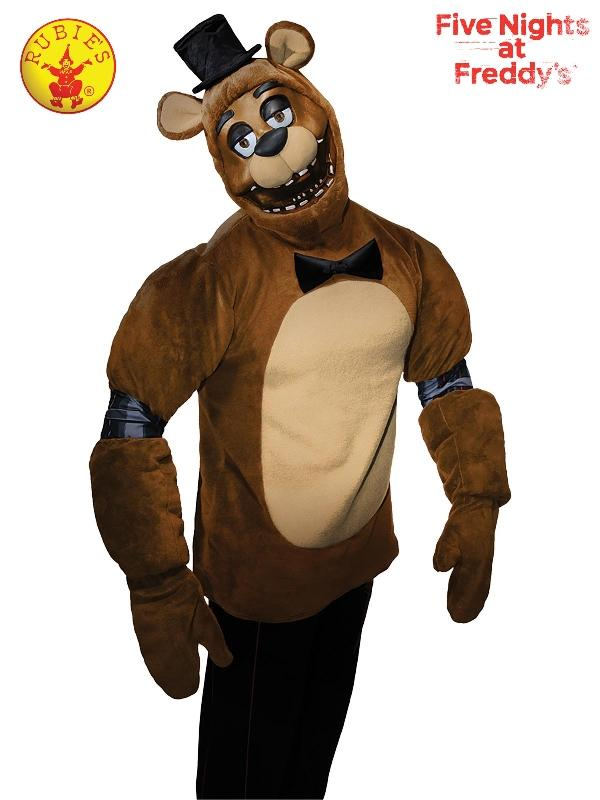 Freddy Deluxe Costume, Adult
