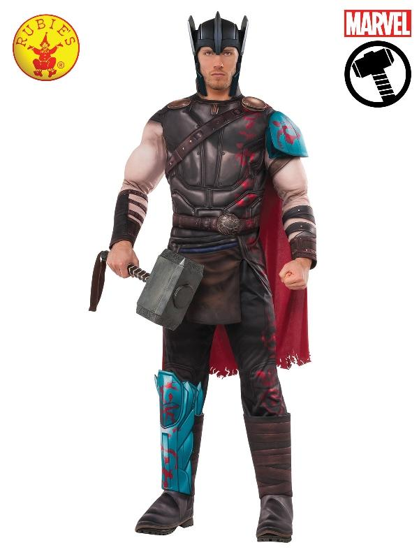 Thor Gladiator Deluxe Costume, Adult
