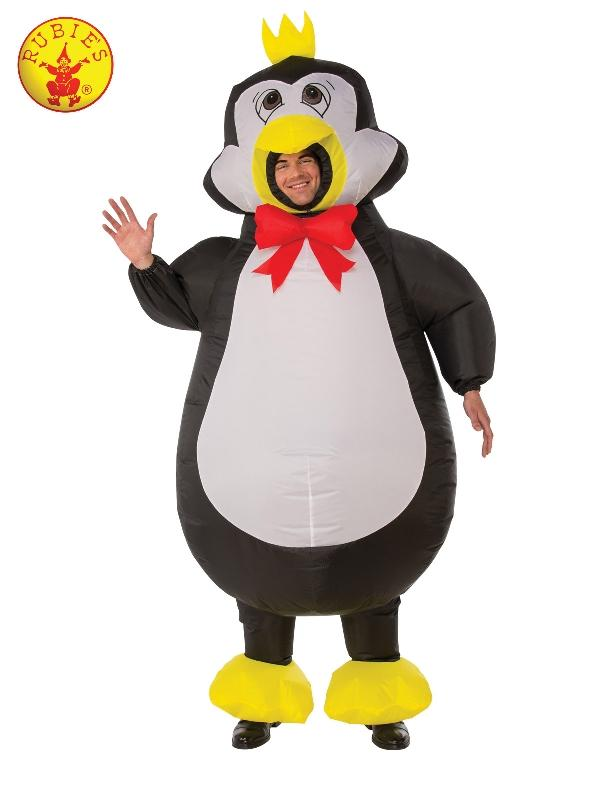 Penguin Inflatable Costume, Adult
