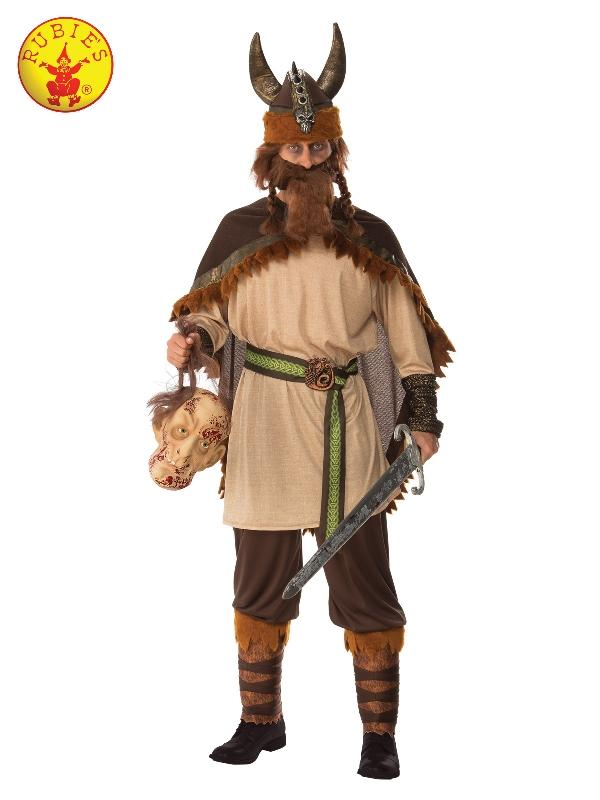 Viking Man Costume, Adult