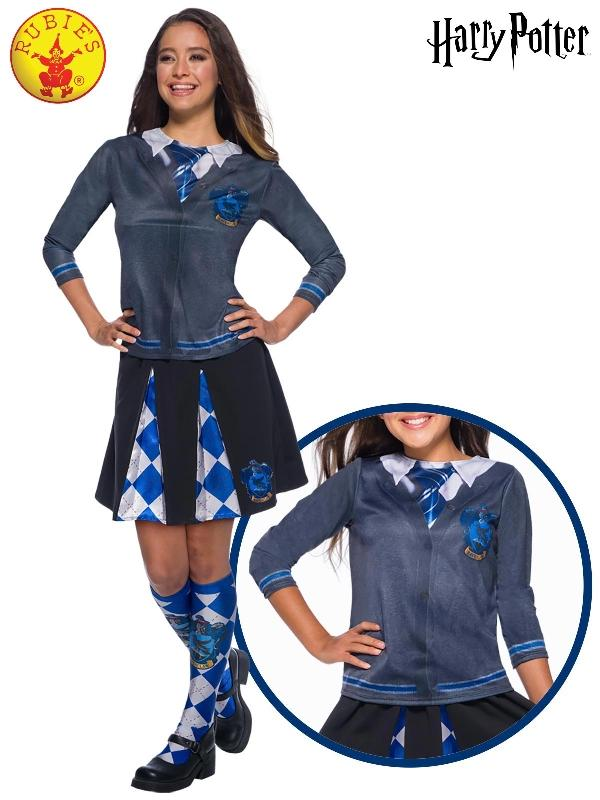 Ravenclaw Costume Top, Adult
