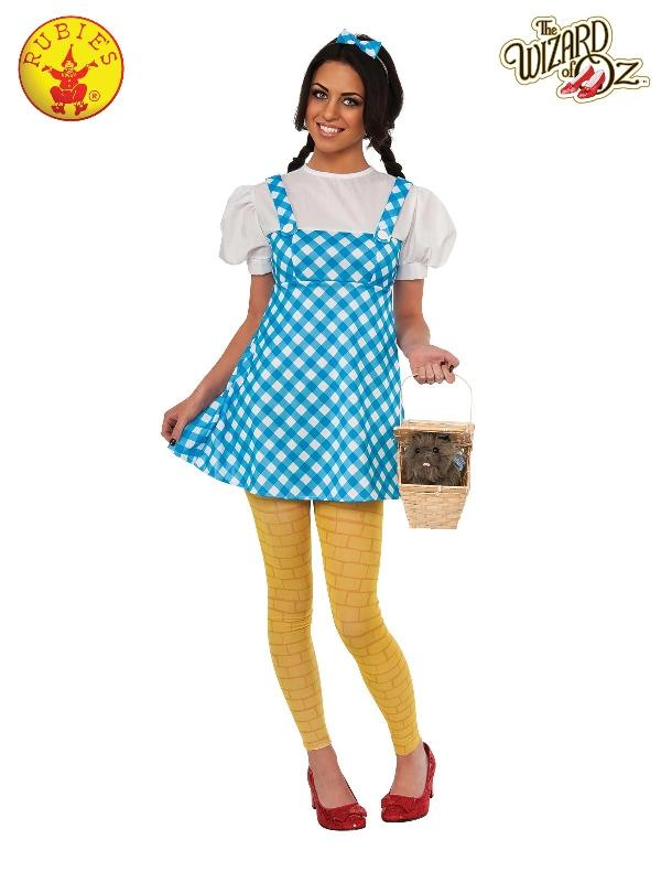 Dorothy Young Adult Costume, Adult