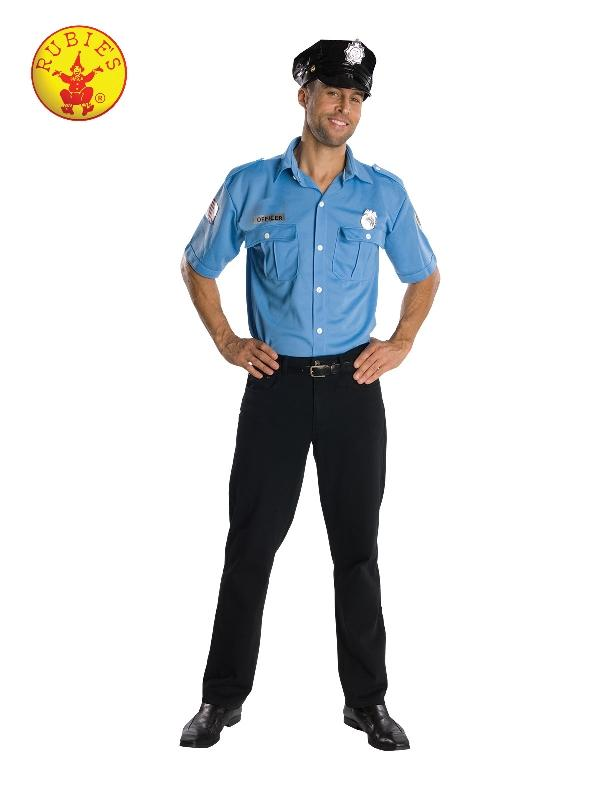 Policeman Officer Costume, Adult