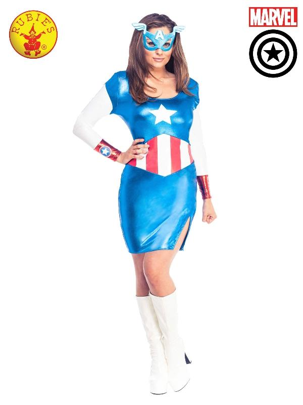 American Dream Sexy Costume, Adult