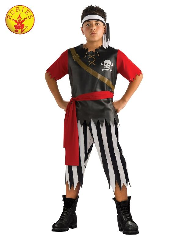 Pirate King Costume, Child