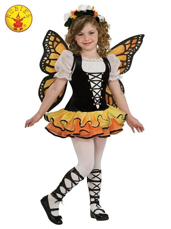 Monarch Butterfly Costume, Child
