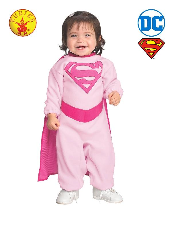 Supergirl Pink Costume. Child