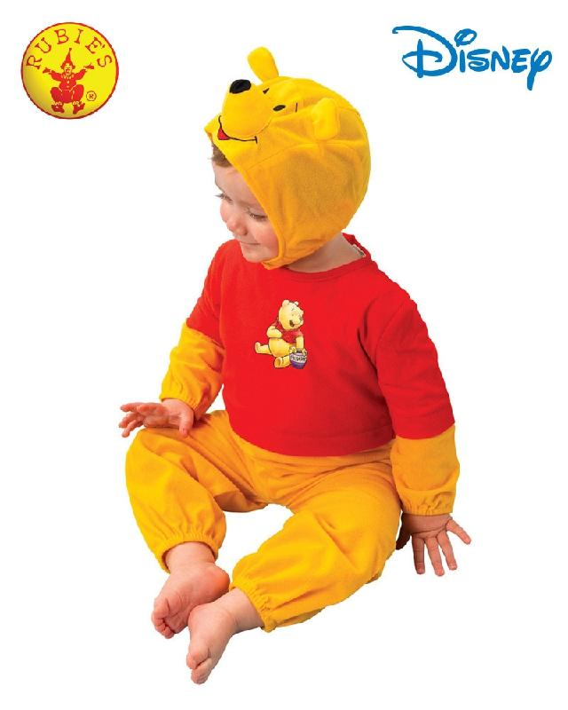 Winnie The Pooh Classic Costume, Baby
