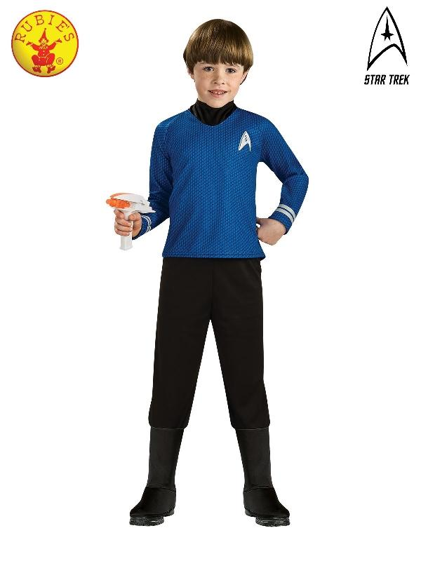Star Trek Deluxe Blue Shirt, Child