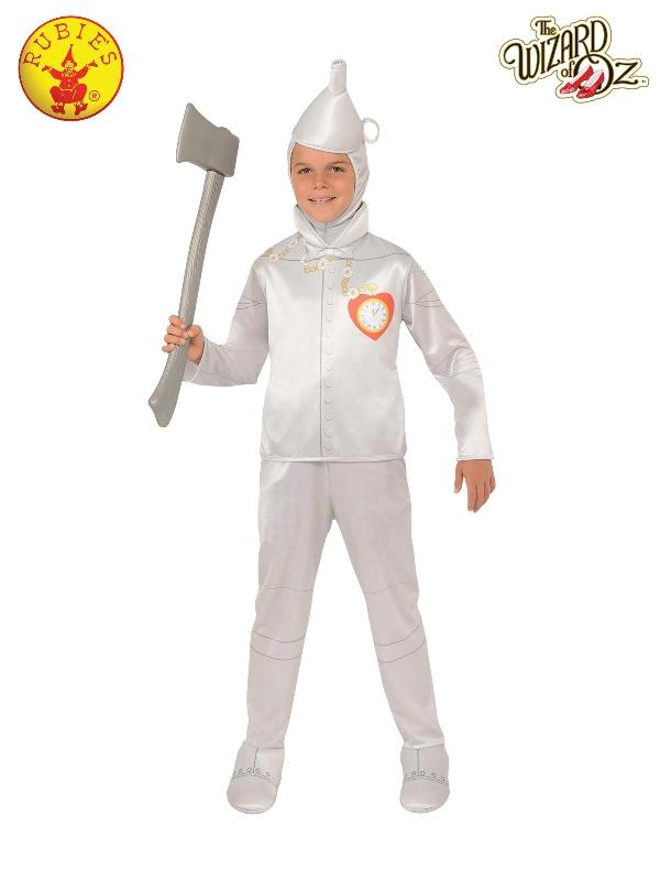 Tin Man Deluxe Costume, Child