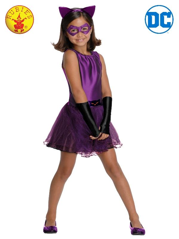 Catwoman Tutu Costume, Toddler/Child