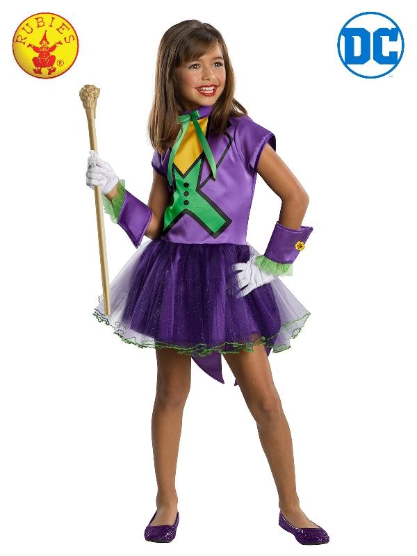 The Joker Tutu Costume, Toddler/Child